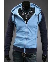 Pánská mikina Gala modrá - modrá