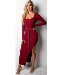 Červené Šaty z obchodu Manzara.sk  7d65a186897
