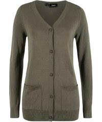 e6a8ee453ceb Bonprix Ležérny pletený sveter z mäkkej viskózy