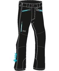43f6c331c191 Pánske lyžiarske celorozopínacie nohavice KILPI TEAM PANTS-M Čierna 19