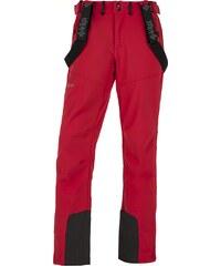 360d6e547925 Pánske softshellové lyžiarske nohavice KILPI RHEA-M Červená - Glami.sk