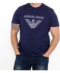 ea572fa24417 Pánské tričko Emporio Armani 14 - navy