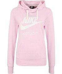 3a9b15fa3774 Nike Sportswear Mikina  GYM HOODIE  růžová