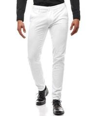 OZONEE BL SK306 Pánské Kalhoty Bílé aa07332997