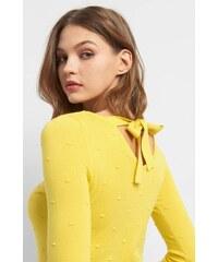 ORSAY Jemný pulovr s mašlí 7ac0e596ee