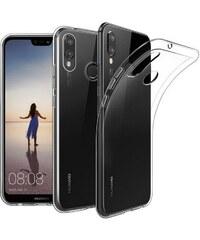 Ziskoun Silikonový zadní kryt pro Huawei P20 Lite SK28 bbfaeb0706d