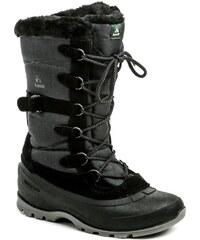 fdb71cf3eb4 KAMIK Sněhule Snovalley2 Black dámská zimní obuv KAMIK