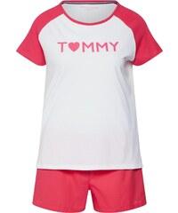 3377208491 Tommy Hilfiger Underwear Rövidek 'SET SS LOVE WOVEN BOXER' Rózsaszín