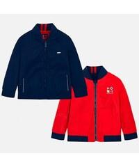 ed1d68abe0d6 MAYORAL chlapčenský prechodný kabát 3431-026 red