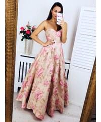 f612ad2532 Webmoda Dámske spoločenské šaty Rose