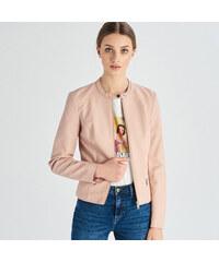 Sinsay - Motorkárska bunda - Ružová 1233428e687
