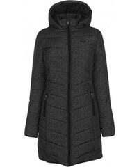 Lee Cooper AOP Long Textured Jacket Ladies 152f0f13c0