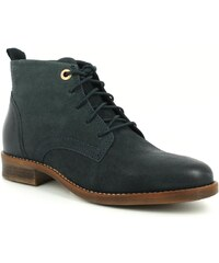 4db9243745 Tmavo modré Dámske čižmy a členkové topánky