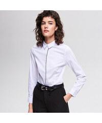 Reserved - Elegantná košeľa - Biela 5e72a423866