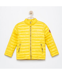 Reserved - Prešívaná bunda so stojačikom - Žltá bcc4132135a