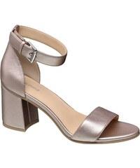 06a29c8ddb07 Dámske sandále z obchodu Deichmann.sk