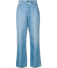 Golden Goose Deluxe Brand high-waisted jeans - Blue 7b5cd519a3