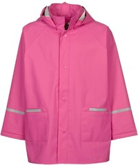 Playshoes Regenjacke / wasserabweisende Jacke pink