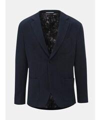 Selected Homme tmavě modré slim sako s náprsní kapsou Hale XXL 837a2ee5d0
