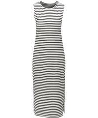 982ee6c5114 Jacqueline de Yong černo-bílé pruhované midišaty Charm L