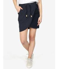 a66f10d09ab Ragwear tmavě modrá puntíkovaná sukně XL