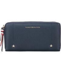8a08f4690e8 TOMMY HILFIGER Peněženka  EFFORTLESS SAFFIANO ZA WALLET  námořnická modř    červená   bílá. Detail produktu · Tommy Hilfiger Peněženka Modrá