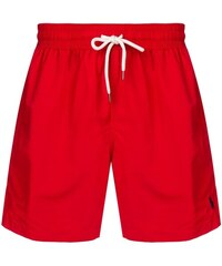 Polo Ralph Lauren drawstring waist swim shorts - Red 779baf4fa2