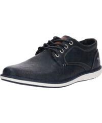 MUSTANG Šněrovací boty  4111302  námořnická modř deee3067cf