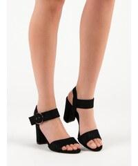 25671727dd26 Čierne Dámske sandále z obchodu MojeBoty.sk - Glami.sk