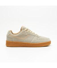 Cropp - Šněrovací boty sneakers - Béžová b0b6aa7e3f