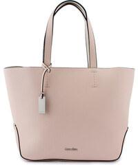 e9bf954f9e Calvin Klein Edit Medium Shopper Kabelka růžová