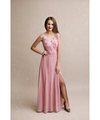 Adria Dámské plesové a společenské dlouhé šaty Rosie b8a9ba5d12