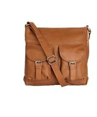 Dámská kožená kabelka crossbody 0462-02 Sandel 02b5184ed55