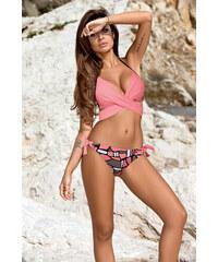 5aaac59334e MODANOEMI Dámské trendy růžové plavky GABBIANO ANABEL 06E