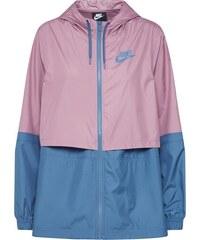 c29328cf2b2 Nike Sportswear Přechodná bunda modrá   fialová