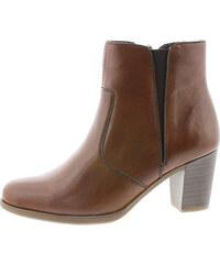 Členková dámska obuv hnedá značky Rieker 78f30cff4fd