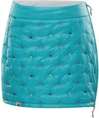 Dámská sukně Alpine Pro TRINITY 6 - tyrkysová 0d1e38cd36