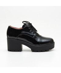 725924a789fb Cropp - Lakované topánky - Čierna