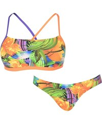 dbe3682bc51 Plavky Speedo Burst 2 Piece Swimsuit Ladies