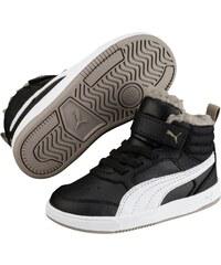 896ced71769 PUMA Tenisky  Rebound Street v2 Fur V PS  černá   bílá