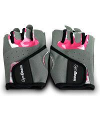 Fitness Dámske rukavice Camo Pink - GymBeam c27e5b65cd
