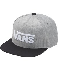 01bebad9b Šiltovka VANS-MN DROP V II SNAPBAC Heather Grey