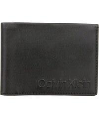 Calvin Klein černá pánská peněženka Burn Slimfold 8CC 23ff4c93447