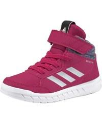 e5dfe16e24a ADIDAS PERFORMANCE Sportovní boty  AltaSport Mid BT  modrá   světle šedá    pink