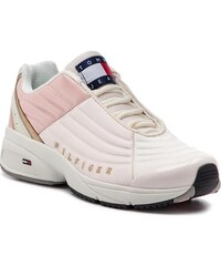 Sneakersy TOMMY JEANS - Wmn Heritage Tommy Jeans Sneaker EN0EN00400  Delicacy 661 1c1a94e0742