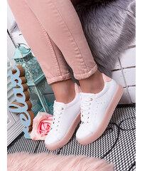 MODANOEMI Női fehér sportcipő LA38BR 3822bf0ded