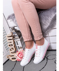 MODANOEMI Női fehér sportcipő LA37BR 35c1dc3337