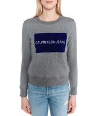 Calvin Klein szürke nôi melegítô felsô Top Hoddie Full Zip - Glami.hu 8be21da63e