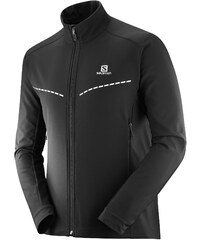 Salomon Agile Softshell JKT M black L40377800 c27853b2d4c