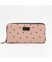 Cropp - Veľká peňaženka - Ružová 137e8c7cc34